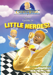 Cherub Wings #14: Little Heroes! DVD   -