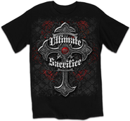 Ultimate Sacrifice Shirt, Black, Large  -