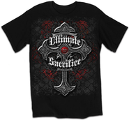 Ultimate Sacrifice Shirt, Black, XX Large  -