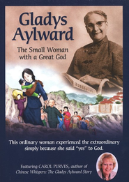 Gladys Aylward: The Small Woman With A Great God, DVD   -