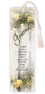 I'm Glad I Have a Friend Like You Bookmark  -