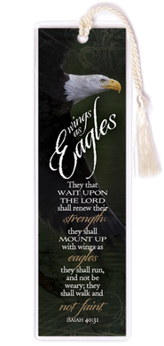 Wings as Eagles Bookmark  -