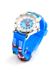 David and Goliath Child's Watch, Blue  -