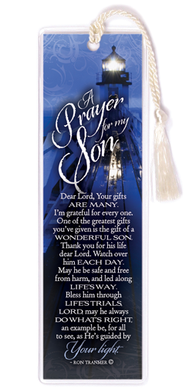 A Prayer for My Son Bookmark  -