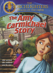 The Torchlighters Series: The Amy Carmichael Story, DVD   -