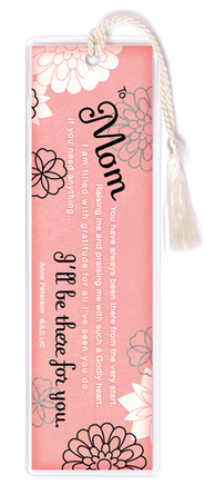 There For You, Mom Bookmark  -     By: Anne Peterson