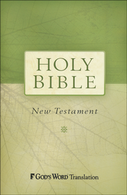 GOD'S WORD Outreach New Testament   -