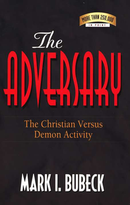 The Adversary   -              By: Mark I. Bubeck