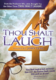 Thou Shalt Laugh #4, DVD   -