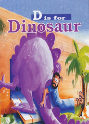 D is for Dinosaur, DVD   -