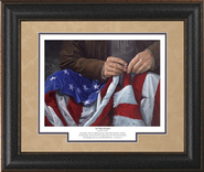 If My People Framed Print  -     By: Jack E. Dawson