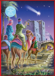 Joyful Journey Advent Calendar  -