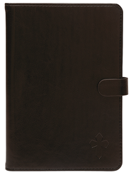 eReader Cover with Cross for Kindle, Brown  -
