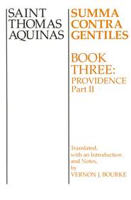 Summa Contra Gentiles, 3:II  -     By: Thomas Aquinas
