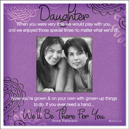 There For You, Daughter Magnet  -     By: Anne Peterson