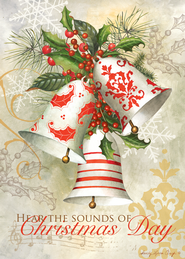 Hear the Sounds of Christmas Cards, African American   -