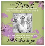 There For You, Parents Magnet  -     By: Anne Peterson