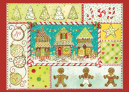 Joy Christmas Cards, African American   -