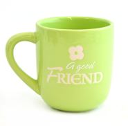 A Good Friend Mug  -