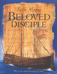 The Beloved Disciple: The Life and Ministry of John,  Member Book   -     By: Beth Moore