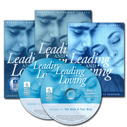 Leading And Loving DVD Kit  -              By: Bruce Wilkinson