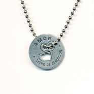 Love Necklace Spanish  -