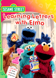 Learning Letters with Elmo   -