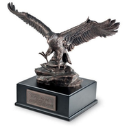 Eagle Sculpture, Medium  -