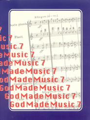 God Made Music 7, Student Workbook   -              By: Joe Swaim
