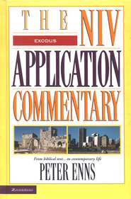 Exodus: NIV Application Commentary [NIVAC]   -     By: Peter Enns