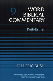 Ruth & Esther: Word Biblical Commentary [WBC]   -     By: Frederic Bush