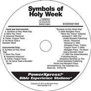 PowerXpress Symbols of Holy Week Music CD  -