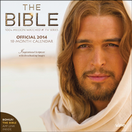 The Bible , TV Series, 2014 Wall Calendar  -