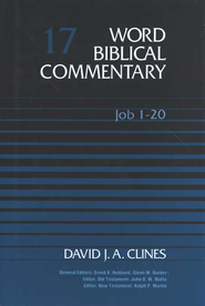 Job 1-20: Word Biblical Commentary [WBC]   -              By: David J.A. Clines