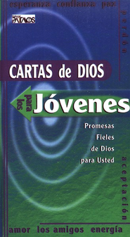 Cartas de Dios para los Jóvenes  (Letters from God for Teens)  -     By: Melody Carlson