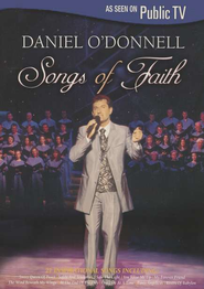 Daniel O'Donnell Songs of Faith DVD   -