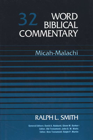 Micah-Malachi: Word Biblical Commentary [WBC]   -     By: Ralph L. Smith
