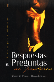Respuestas a Preguntas de Pastores , Answers to Pastor's FAQ  -     By: Warren W. Wiersbe, Howard Sugden