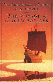 The Chronicles of Narnia: The Voyage of the Dawn Treader,  Hardcover  - Slightly Imperfect  -