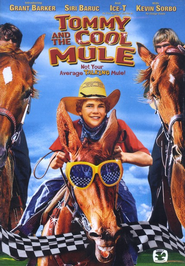 Tommy and the Cool Mule DVD   -