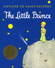 The Little Prince Hardcover   -     By: Antoine De Saint-Exupery