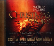 The Word of Promise Christmas Story, NKJV Unabridged Audiobook on CD  -