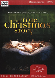 The True Christmas Story, Faith Lessons DVD - Herod The Great,  Jesus The King  -     By: Ray Vander Laan