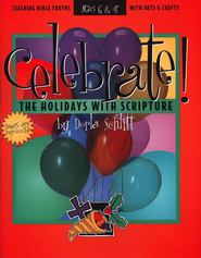 The Holidays with Scripture   -     By: Dorla Schlitt