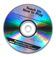 PowerXpress - Teach Us How To Pray Music CD (revised)  -