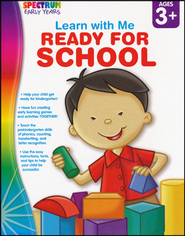 Spectrum Early Years Learn with Me Ready for School  -