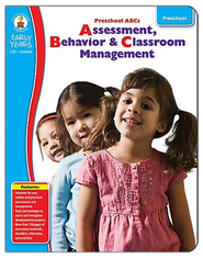 Preschool ABC Assessment, Behavior & Classroom Management: Grade PreK  -