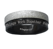 All Things Work Together Ring, Size 9  -