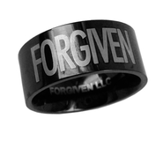 Forgiven Ring, Size 9  -