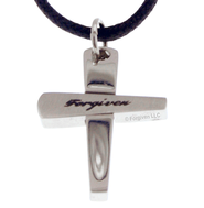 Forgiven, Cross Necklace  -